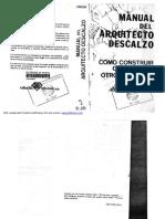 Manual Del Arquitecto Descalzo - Johan Van Lengen