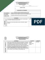 Formato Plan de Clase de Tres Notas Primero