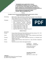 Sk Ppdb,Ujian Dan Pbm 2014-2015