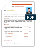 Azlan Masood CV