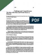 Globalisation Challenges