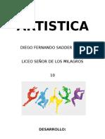 Artistica 2017 Docente ,Diego