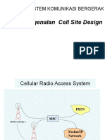 Cell Site Design