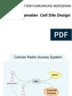 Cell Site Design