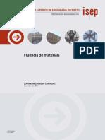 Fluência de Materiais - Dm_sofiacarvalho_2015_mec