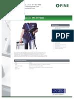 Oxford Instruments Arc Metallurgical Air PMI Kit