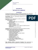 SECCION 070 ALAMBRADO