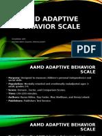 AAMD Adaptive