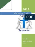 Worklace Conflict Learner Handbook_v 0.1