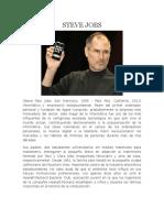 biografia del genio Steve Jobs