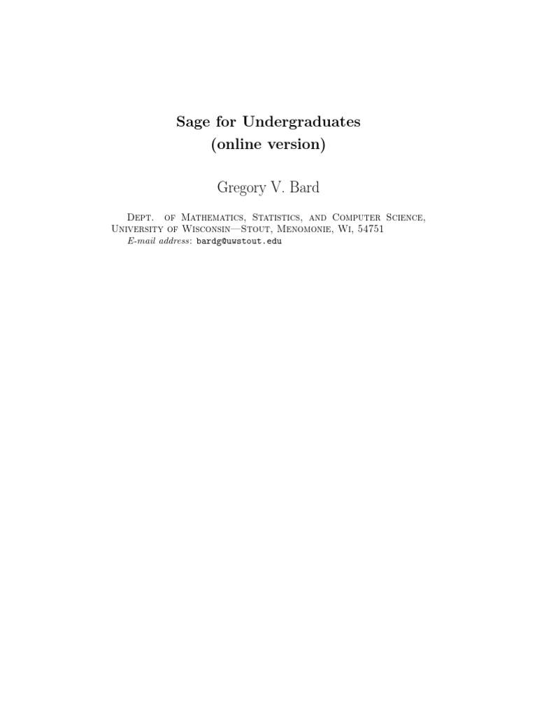 Sage for undergraduates bracket matrix mathematics fandeluxe Choice Image
