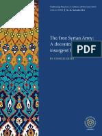 Iwr 20161123 Free Syrian Army