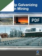 Hot Dip Galv in Mining Brochure 36pp