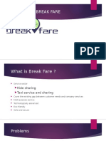 Break Fare