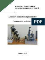 40 Actionarii Hidraulice Si Pneumatice - Proiect