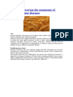 Wheat Can Worsen the Symptoms of Autoimmune Diseases