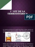1ra Ley Termodinamica