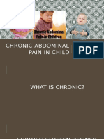CHRONIC ABDOMINAL PAIN IN CHILD.pptx