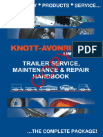 KF082 - Trailer Service Maintenance Repair Handbook