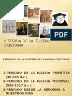Histori Adela Iglesia Cristiana