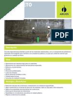 2010 Colombia Concreto Liviano Argos Ficha Tecnica