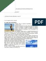 Guía de Lenguaje y Comunicación Quinto 2017