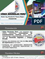 Vídeo Rockolas Perú