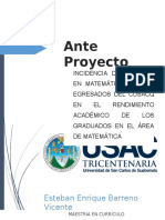 Ante Proyecto 2017