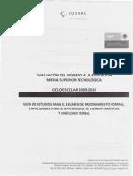 GUIA DE ESTUDIOS