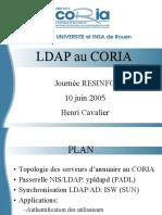 Serveur LDAP