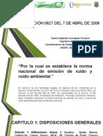 Resolución 0627 de 2006
