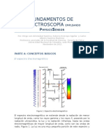 Fundamentos Espectroscopia Con Physicssensor