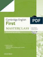 First Masterclass WB