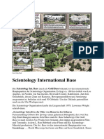 Scientology International Base