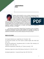 11 24 Claudine Attias Donfut Sociologie Des Generations