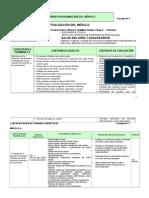 ProgramacionCurricular Salud Del Niño y Aolesc