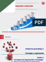 Estrategia y Organización - ODE