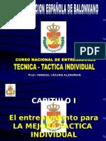 Cap 1 Mejora Tactica