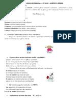 Apostila de Língua Espanhola – 2º Ano