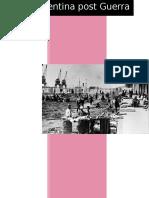 Argentina crisis 1929