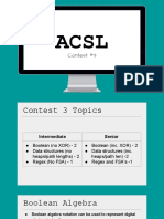 acsl 16-17 contest 3 notes - boolean data structures regex  prev  boolean graph theory bit string