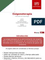 Oxigenoterapia cambios