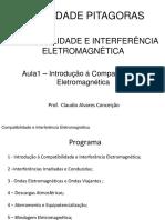 (20161106173534)Aula_1 Introdução a Compatibilidade Eletromagnética (1)