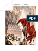 Old Dragon Rpg Adaptado