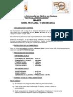 Bases III Torneo de Ajedrez Intercolegios v1.1