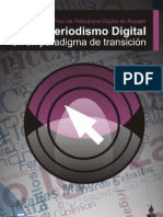 Periodismo Digital en un paradigma de transición