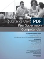 Peer Supervision Competencies 2017