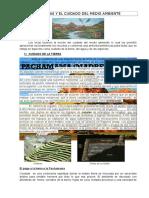 Sesion Los Incas y El Cuidado Del Medio Ambiente