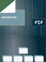 Kiki - Antibiotik Kui, Makrolid, Sefal, Tetra
