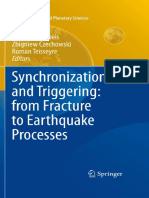 Springer - Synchronization and Triggering - From Fracture to Earthquake Processes - Laboratory, Field Analysis and Theories - 2010